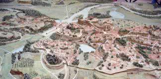 7 collines rome antique