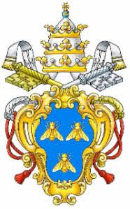 Blason Barberini - Urbain VIII