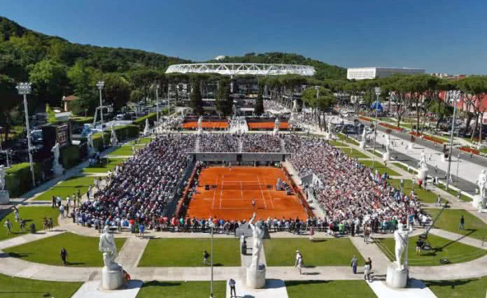 Internationaux Italie tennis