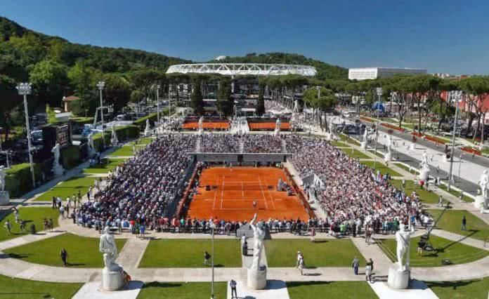 Internationaux Italie tennis
