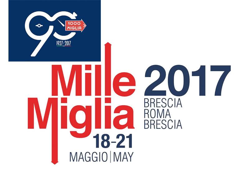 Mille Miglia 2017