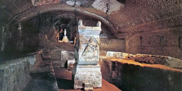 Mithraeum San Clemente