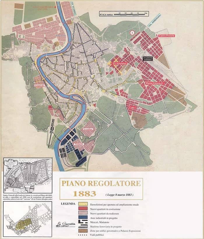 Plan développement post unification