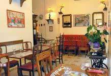 Salle Restaurant La Renardière
