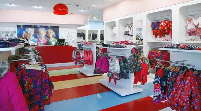 Boutique enfants Rome