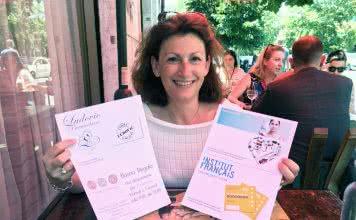 Catherine FdM gagnante Avril