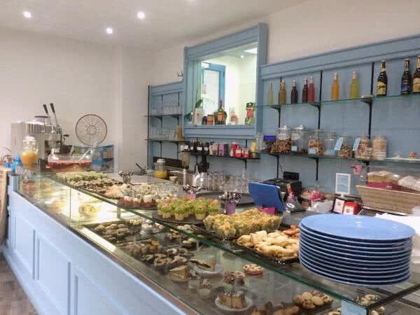 Dharma's cafe