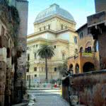 Grande Synagogue Ghetto Rome
