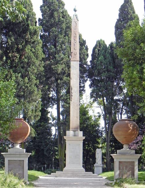 Obelisque Matteiano