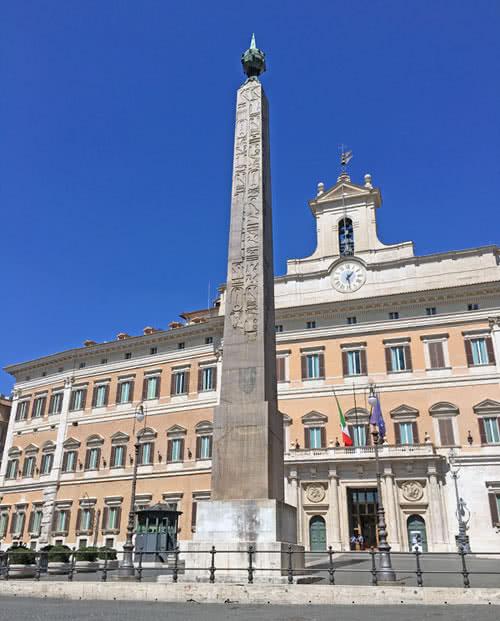Obelisque Montecitorio