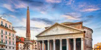 Obelisques Pantheon Rome