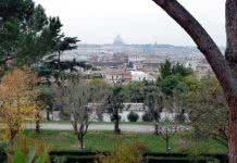 Jardin Trinité des Monts