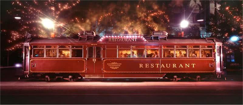 L'Union apéritif Tram