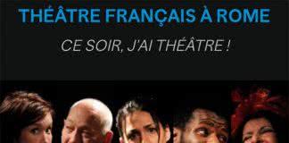Theatre francais à rome