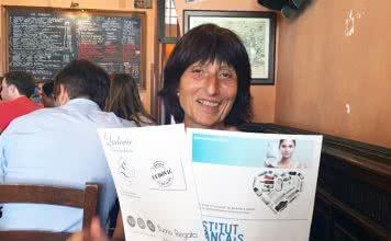 Paola CRP Gagnante Avril