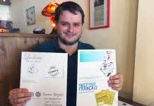 Bruno FdM gagnant Mai