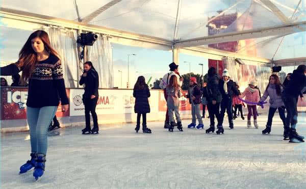 Euroma2 Ice Park