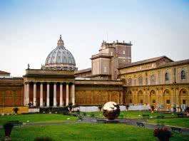 Vatican Musee Interieur
