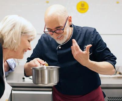 Grano & Farina Chef Pino