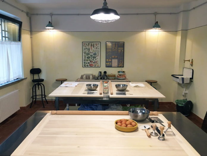 Grano farina ecole de cuisine rome pratique for Formateur en cuisine