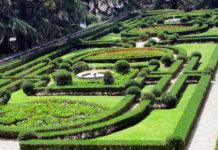 Jardins du Vatican