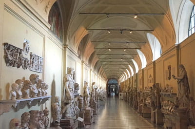 Salle Musée du Vatican - 1