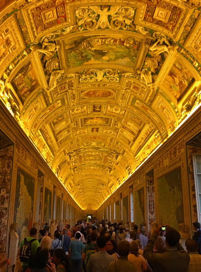 Salle Musée du Vatican - 2