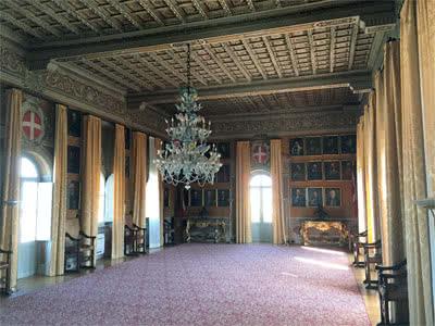 Salon Villa Magistrale