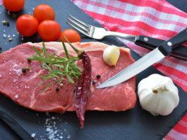 steak sur planche