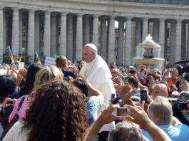Audience papale Vatican