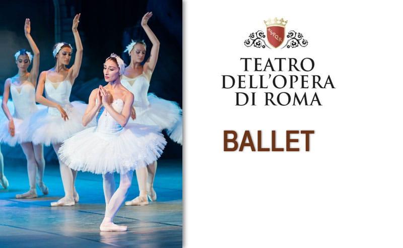 Ballet - Teatro dell'Opera