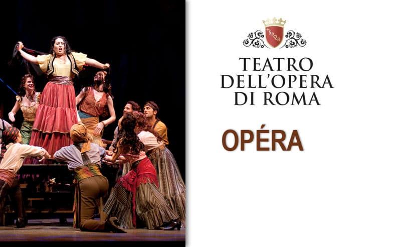Opera - Teatro dell'Opera