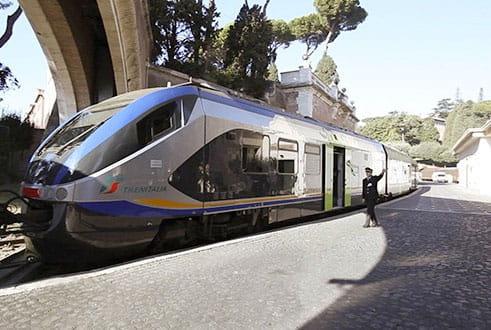 Train Vatican