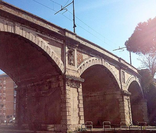 Viaduc Vallee del Gelsomino