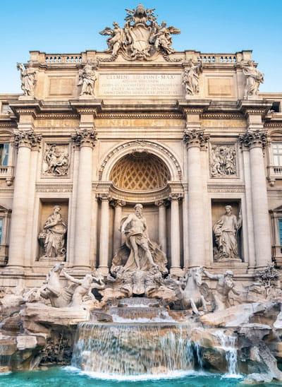 Centre fontaine Trevi