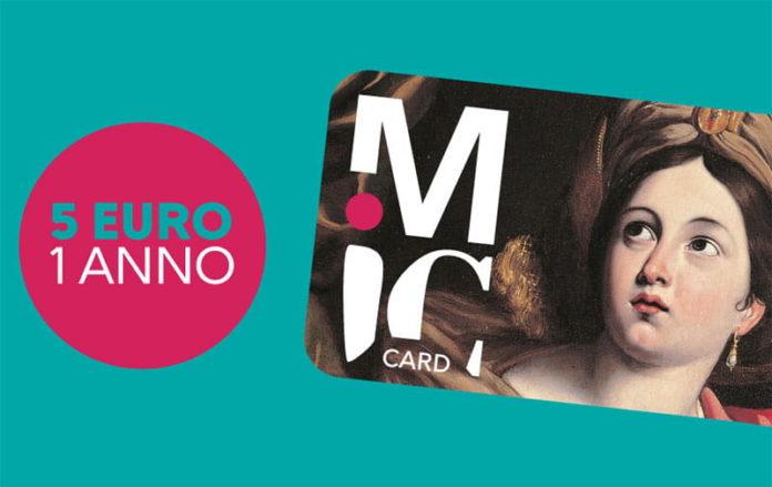 MIC CARD Musées Rome