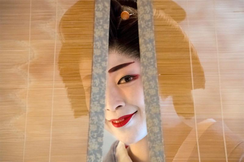 Geisha arte persona