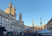 Marche de Noël - Piazza Navona