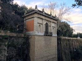 Ascenseur Pincio