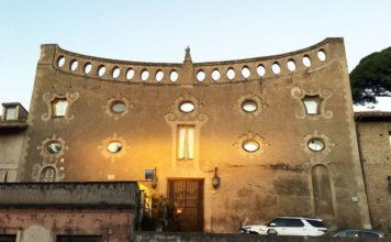 Facade maison main Ciceron