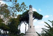 Phare Manfredi Gianicolo Rome