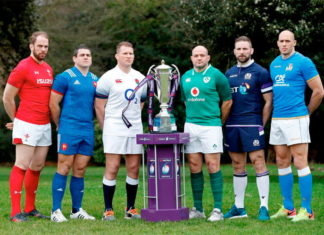 Six nations 2019