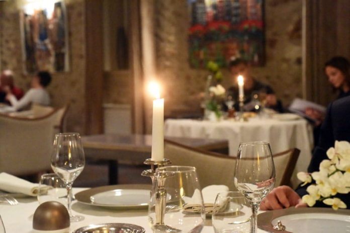 restaurant etoile rome
