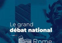 Grand debat national Rome