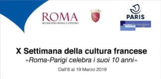 Roma-Parigi Semaine francaise Rome 2019